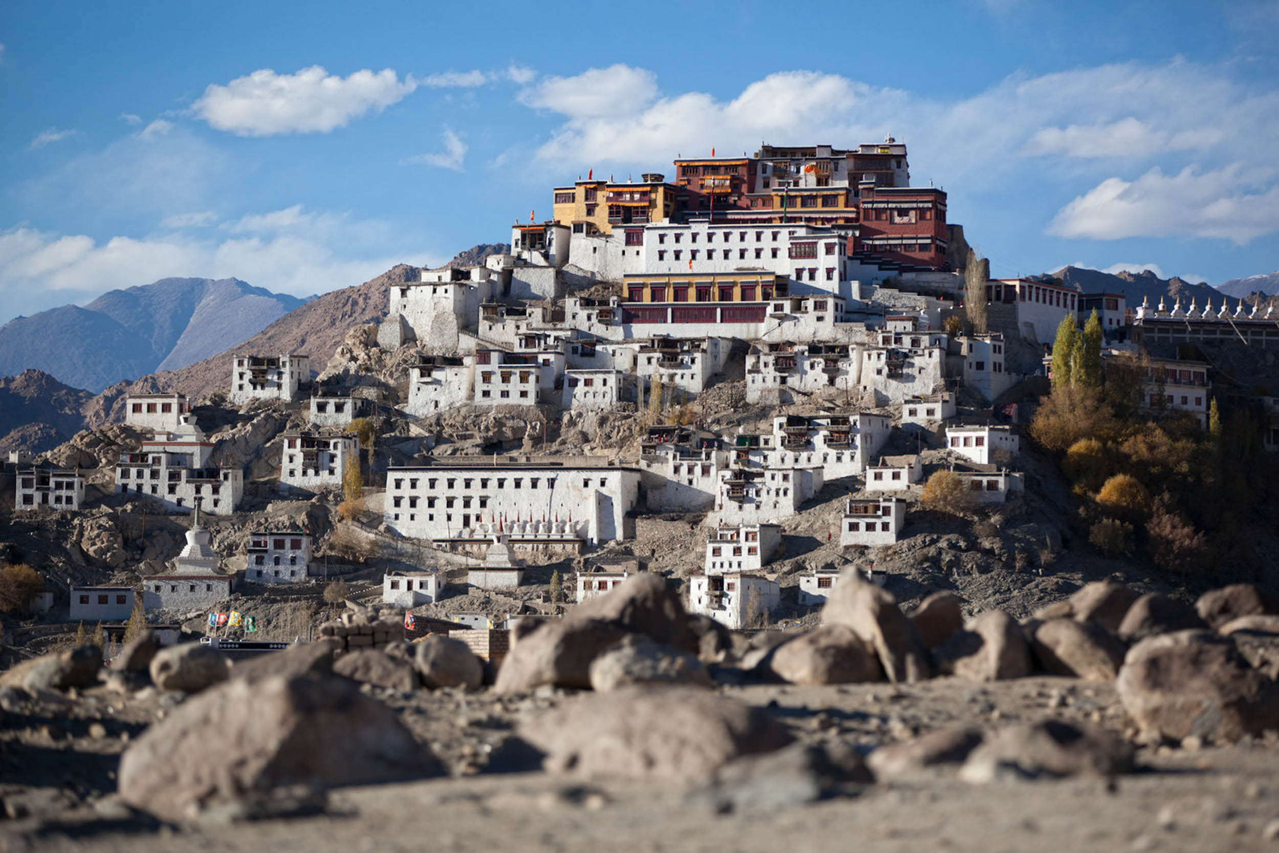 Travel-India-Ladakh-Leh-Thiksey-Buddhist-Monastery-Jason-Bax