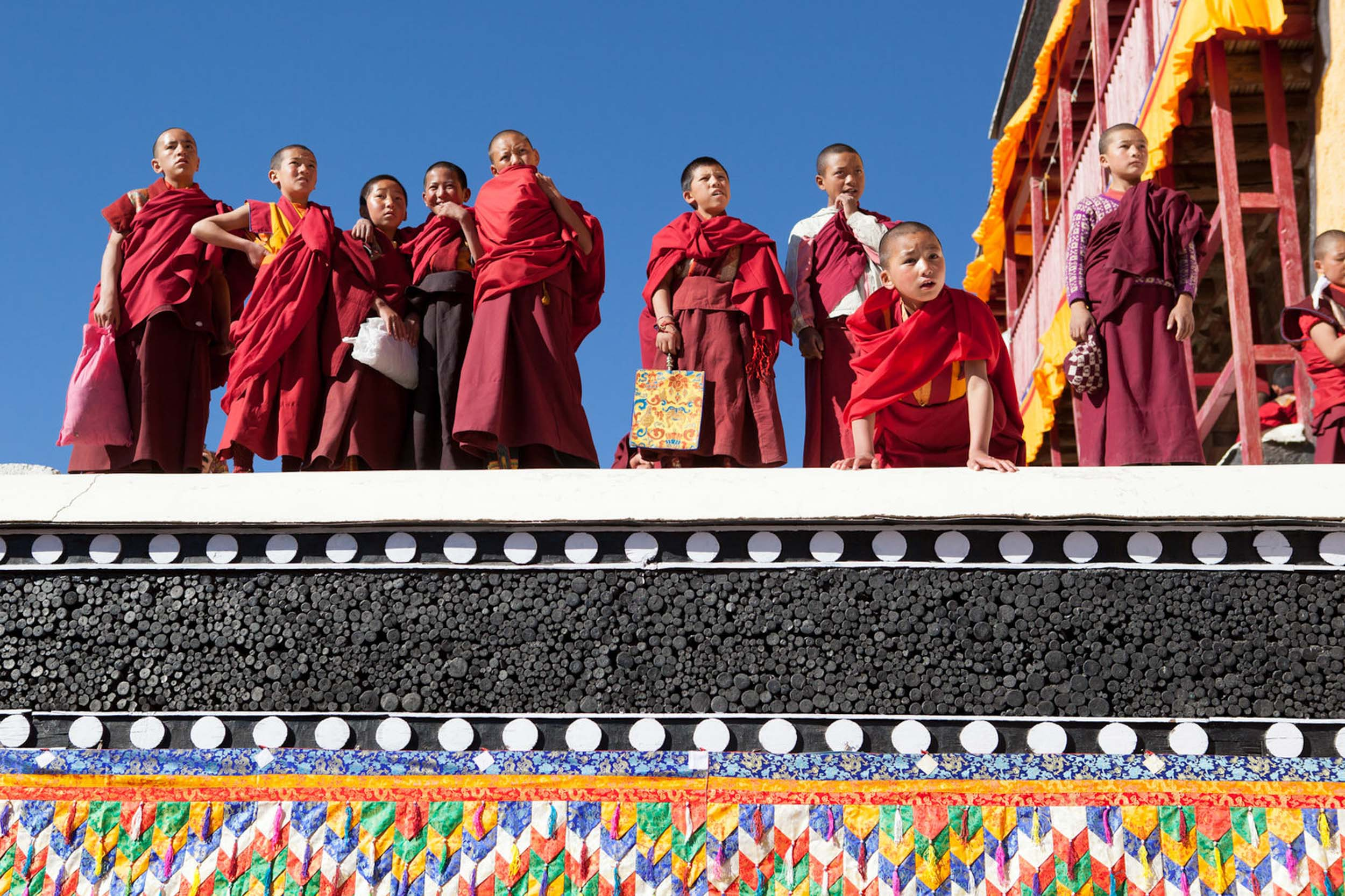 Travel-India-Ladakh-Leh-Thiksey-Buddhist-Monk-Kids-Jason-Bax