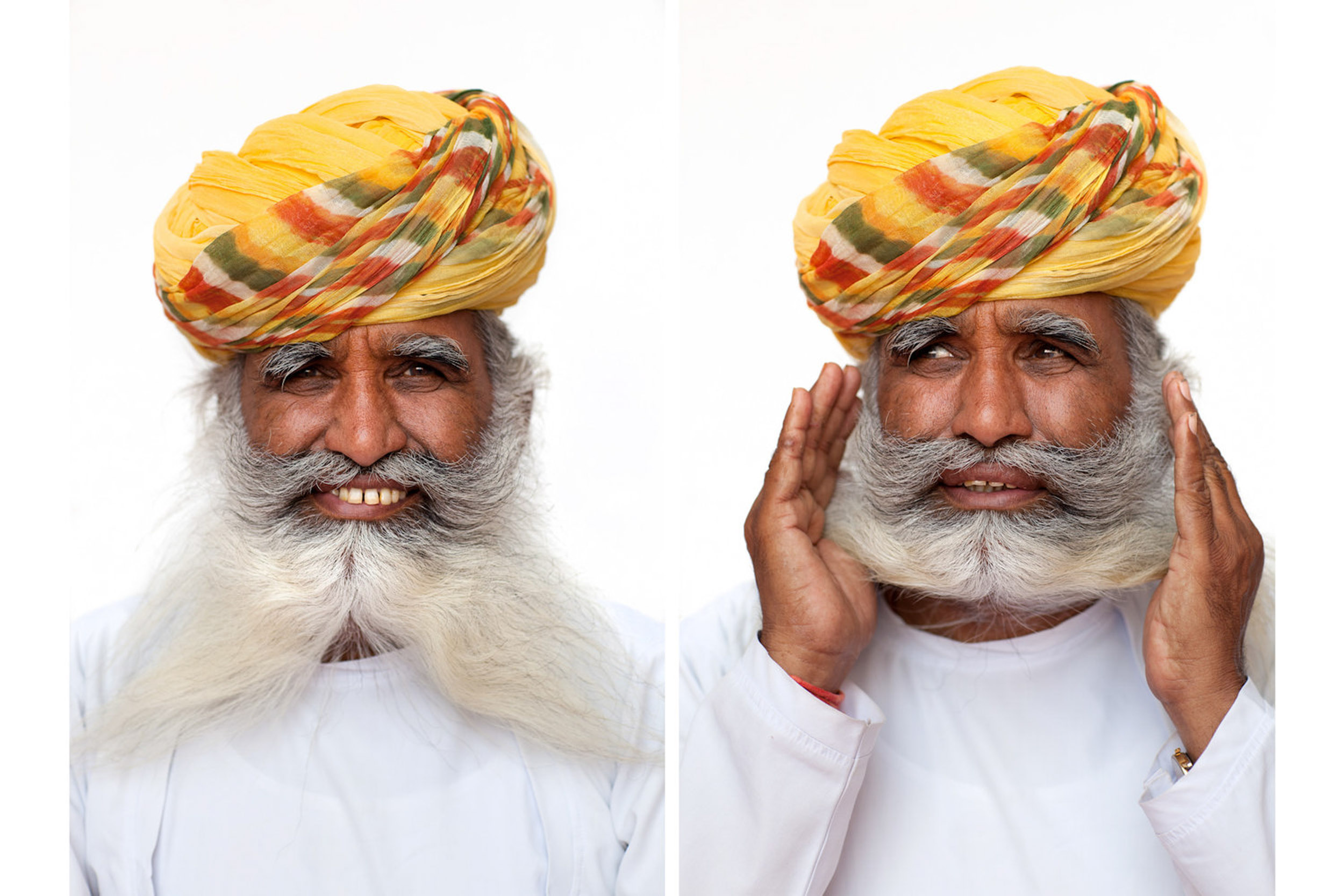 Travel-India-Rajasthan-Man-Beard-Portrait