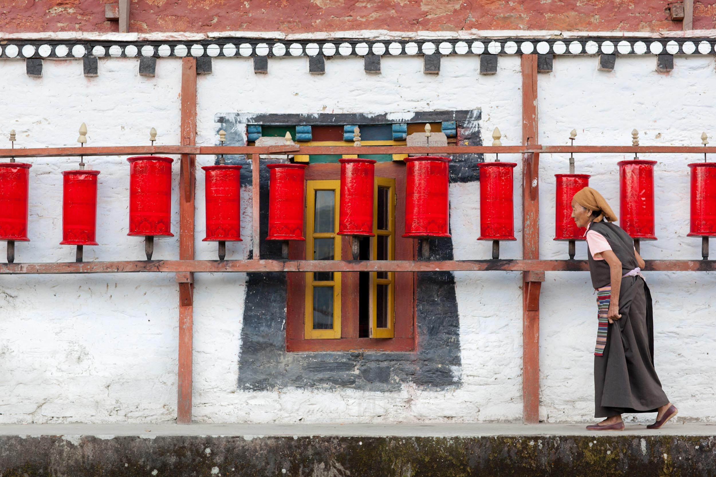 Travel-India-Sikkim-Tashiding-Prayer-Wheels